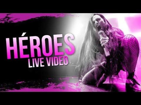 MEGARA - Héroes (Live Video)...