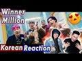 [ENG SUB]🔥🔥 KOREAN BOYS React to WINNER - MILLIONS