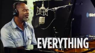 Brian McKnight 'Everything' Live @ SiriusXM // The Blend