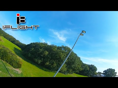 another test flight with the iFlight IH2 HD