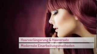 preview picture of video 'Extensions Pforzheim Hairstyling Stuttgart Nageldesign Pforzheim Xtension Salon'