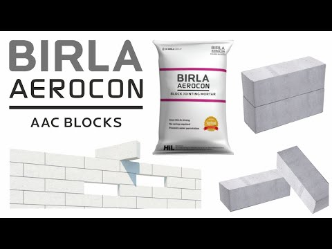 Grade One Aercon Blocks