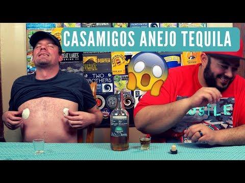 CASAMIGOS ANEJO TEQUILA REVIEW