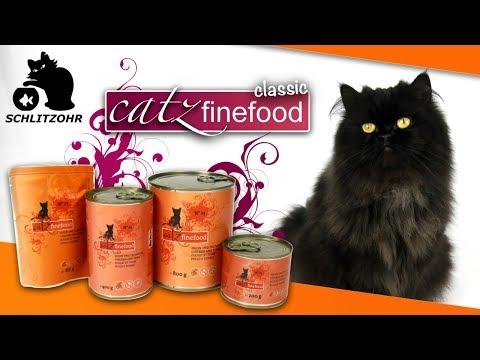 🔥Katzenfutter Test: CATZ FINEFOOD CLASSIC   #KatzenfutterTest   No. 1