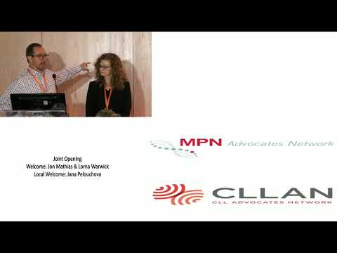1 Joint opening MPN and CLL Horizons 2018 Prague