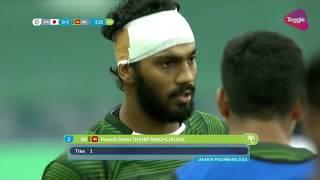 Sri Lanka Vs Japan  S/F   AG -2018