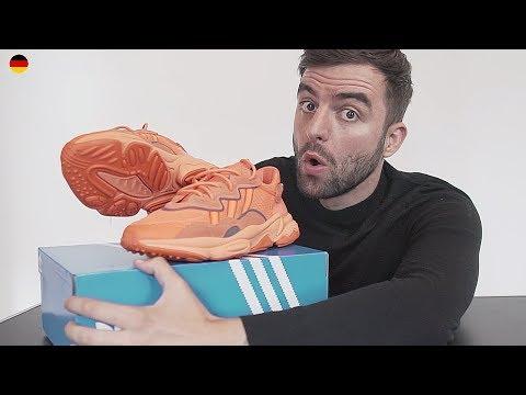ADIDAS OZWEEGO - Der schönste Adidas Sneaker EVER?🤔