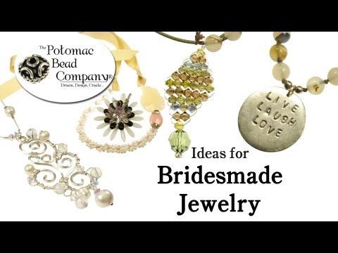 Bridesmaid Jewelry Ideas