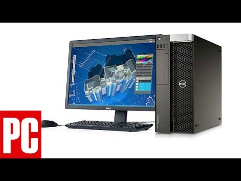 Dell Precision Tower 5810 Review