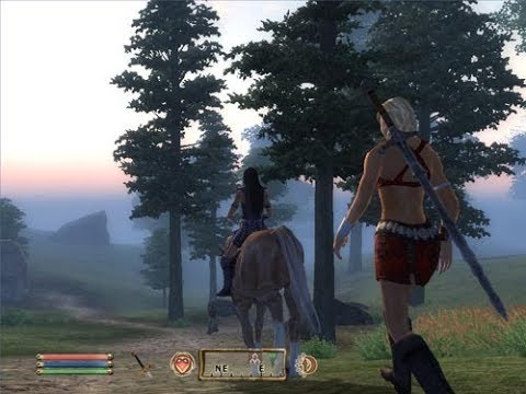 Oblivion PC - Xena: Warrior Princess