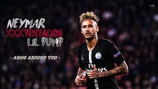 Neymar ft. XXXTENTACION & Lil Pump ● Arms Around You