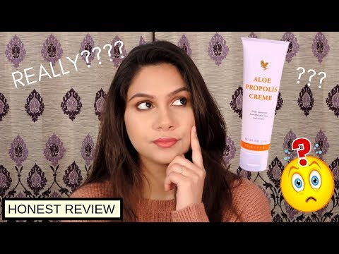 Forever Propolis cream review in HINDI | Forever Living Products India | Shivali Dewan