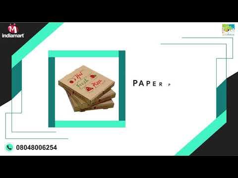 Duplex Paper Headphone Packaging Box ''Make in INDIA''