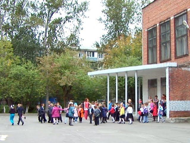 Эвакуировали целую школу!