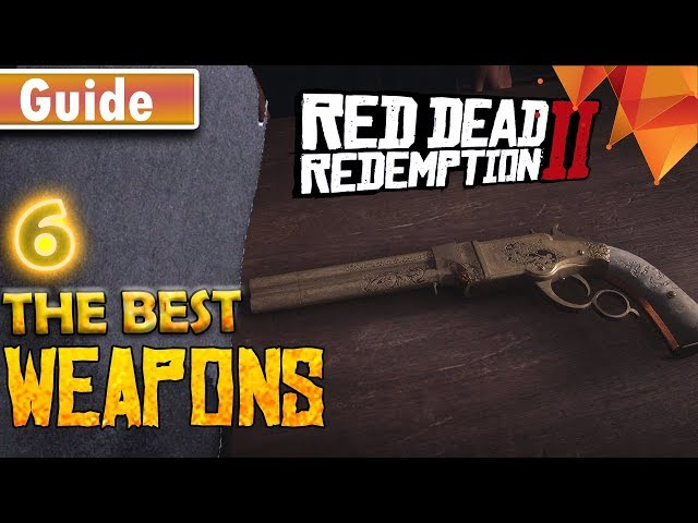 Red Dead Redemption 2 Weapons Locations Rare Weapons How To