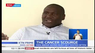 The Cancer Scourge: Prostate cancer can be treated if detected early