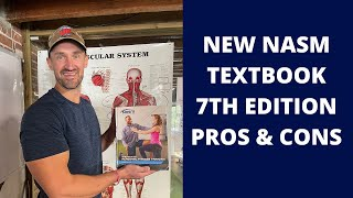 NEW NASM TEXTBOOK 7th EDITION EDITIONS, PROS, CONS, HOW TO PASS | Show Up Fitness