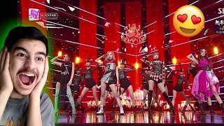 BLACKPINK   'Kill This Love' 0414 SBS Inkigayo Reaction!