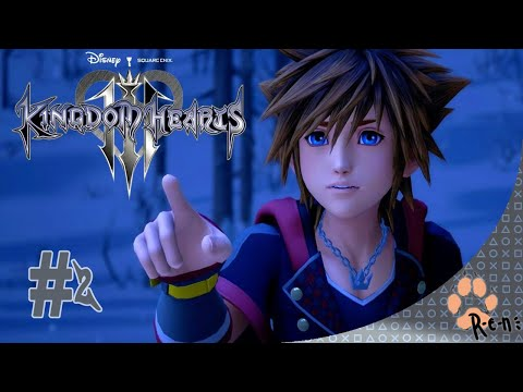 Kingdom Hearts Final III (PS4) Let's play #2 /R-e-n/ (Théby v rozkladu)