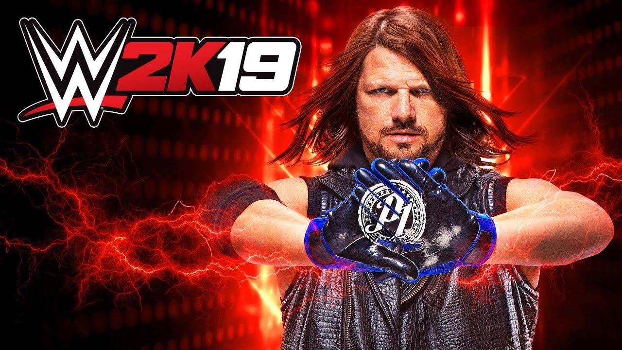 Trailer di WWE 2K19