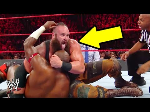 WWE Top 10 SAVAGE Moments Caught on LIVE TV!