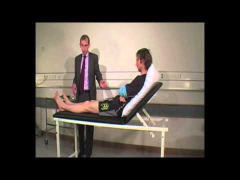 Motor Examination Of The Lower Limbs