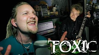 britney spears toxic metal cover - TH-Clip