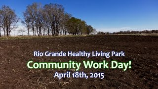 Community Workday, Spring 2015