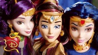 Disney Descendants Toys – 'Genie Chic Dolls' Official T.V. Spot – Hasbro