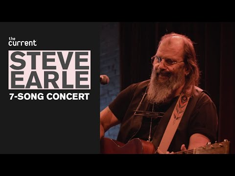Steve Earle - Full performance (Live concert for The Current)
