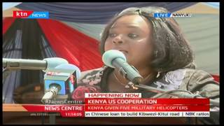 News Centre 2nd December 2016 - [Part 5] - US gives KDF six choppers worth Kshs.11 Billion