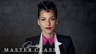 The Word Alicia Keys Banned from Her Vocabulary | Oprah's Master Class | Oprah Winfrey Network