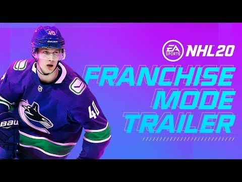 NHL 20 | Franchise Mode Trailer thumbnail