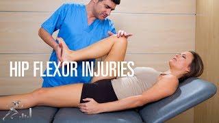 Hip flexor strain: Mechanism of injury, diagnosis and treatment