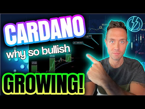 Here Is Why Cardano Is Just Getting Started! ADA Is Bullish...