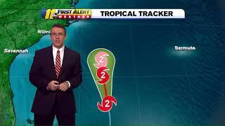Hurricane Maria latest track 9/24/17 7 a.m.