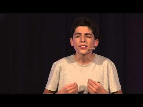 Problemas en la escuela | Santiago Aranguri | TEDxRiodelaPlataED