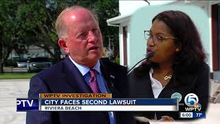 City of Riviera Beach  faces second lawsuit