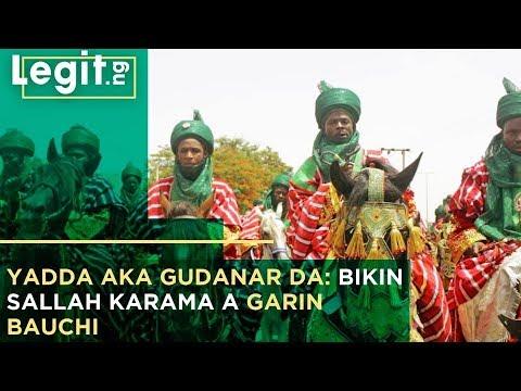 Yadda aka gudanar da bukukuwan Sallah a garin Bauchi | Legit TV Hausa