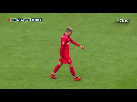 FC Twente maakt vroege achterstand ongedaan en wurmt zich in slotfase langs Jong PSV
