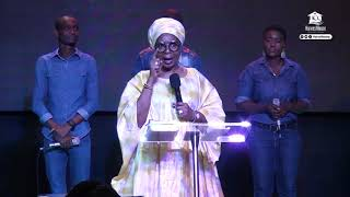 Living A Life That Counts -Mrs Ibukun Awosika At HarvestHouse