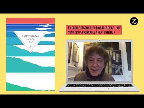Vidéo de Hubert Haddad