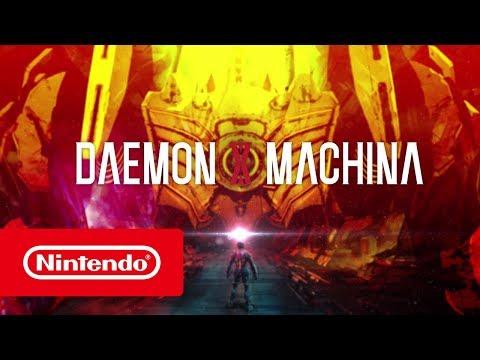Retour de l'enquête sur la démo de Daemon X Machina