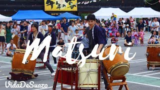 Summer Festival in Japan!!!