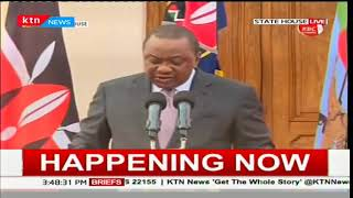 BREAKING: Few surprises as President Uhuru retains Cabinet