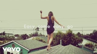 Alice On The Roof   Easy Come Easy Go (Audio + Paroles)