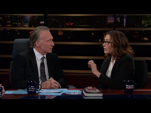 Annabelle Gurwitch on Family | Real Time with Bill Maher (HBO)