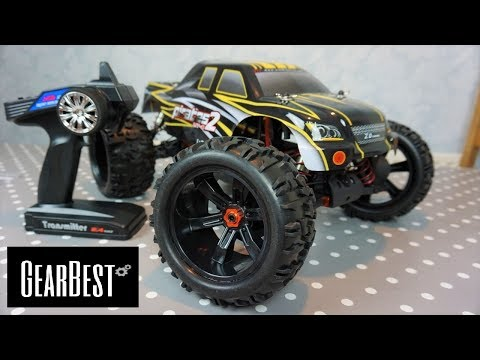 ZD Racing Pirates 2 V3 9116 Unboxing 50+MPH