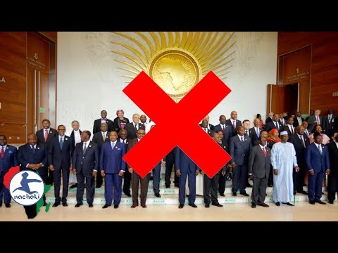 Pan-Africanists Dr. Maru Explains What if the Africa Union Never Existed