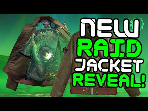 Destiny 2 - NEW PINNACLE WEAPONS, RAID JACKET REVEAL, AND MORE!!